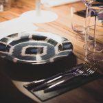 Tavolo in rovere cucina salotto scortecciato